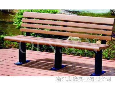 户外木塑座椅2