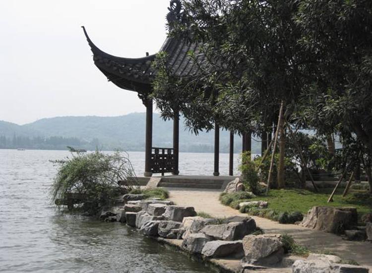 西湖申遗工程――湖心亭整治项目