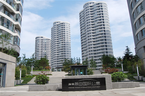 青岛燕岛国际公寓