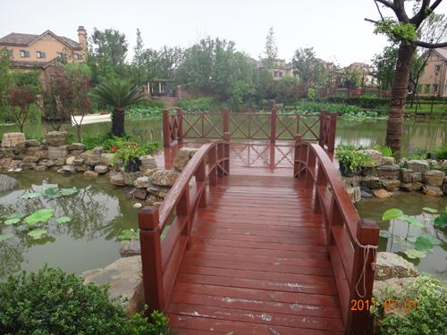 施工单位:上海朴风景观装饰工程有限公司 设计单位:上海朴风景观装