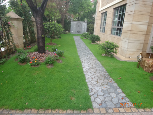 施工单位:上海朴风景观装饰工程有限公司 设计单位:上海朴风景观装饰