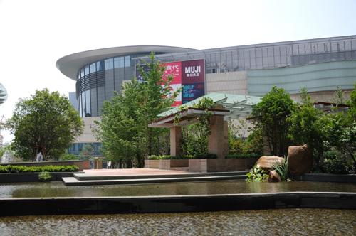 杭州万象城景观工程