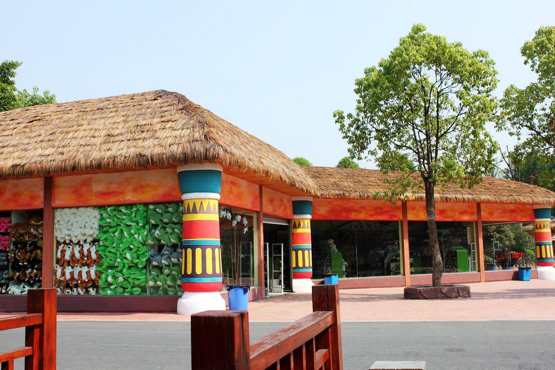 杭州野生动物园动物儿童动物园景观工程