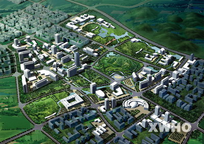 佛山市狮山组团西南片区城市设计