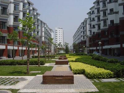 清华大学紫荆学生公寓