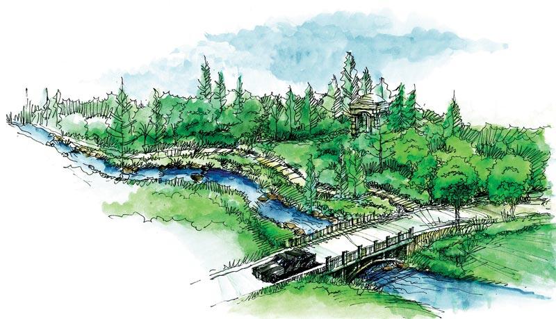 成都红枫半岛花园