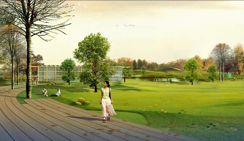 设计作品 风景区景观设计 >> 正文  设计单位:北林地景设计院 作品