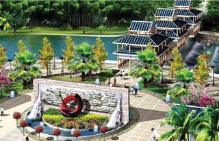 遵义南岭公园规划设计图片